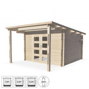abri de jardin bois metal ou resine