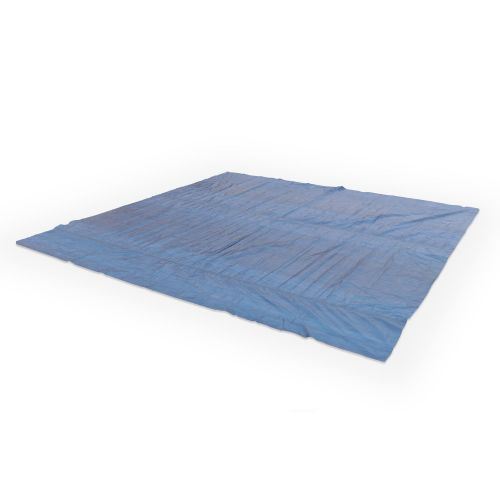 tapis de sol 440 x 440 cm pour piscine ronde