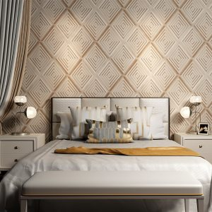 dining bedroom yellow living soft paper itl wallpapers cat lattice wrapped