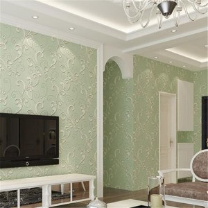 living modern background simple wall bedroom tv embossed continental luxury tapety nonwovens waliicorners european