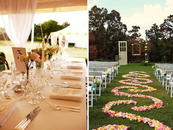 Dekorasi Pernikahan Garden-Party-Wedding Pict