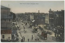 Historic downtown Brainerd, MN
