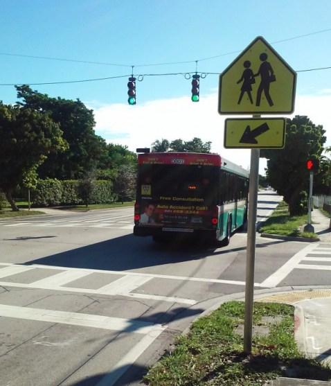 Bus service- Forest Hill Blvd.