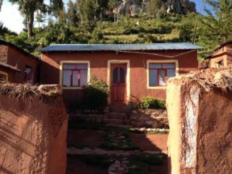 my home stay house in puno