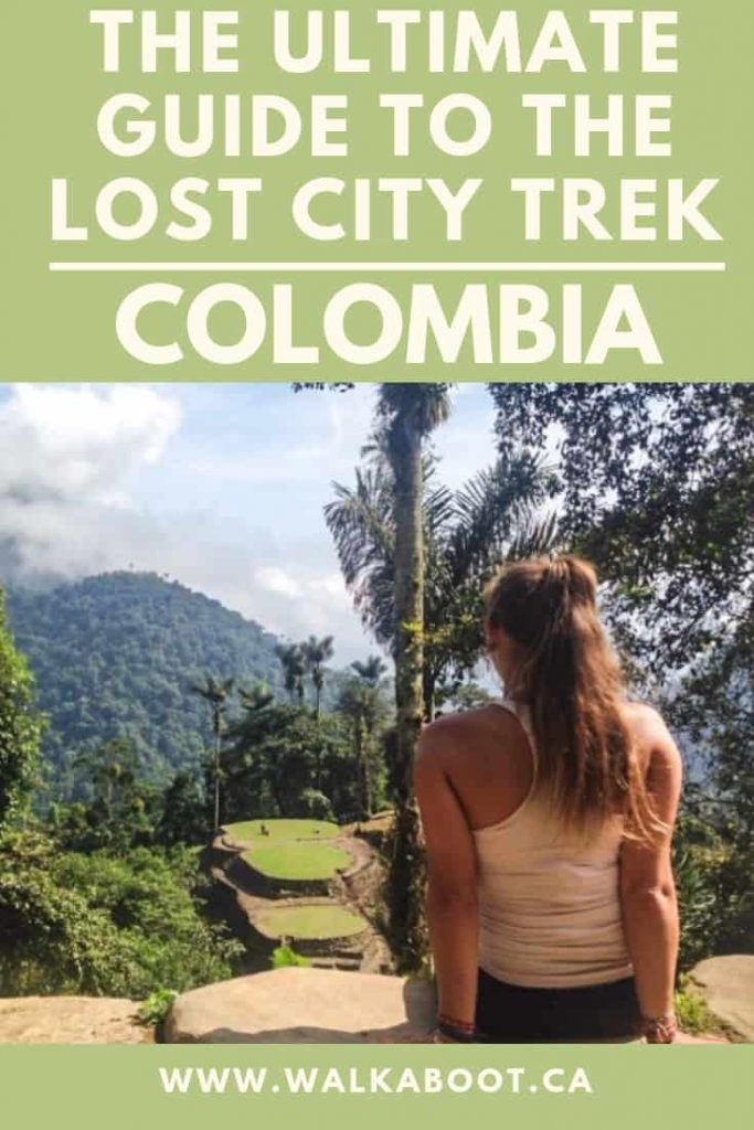 the ultimate guide to the lost city trek Colombia