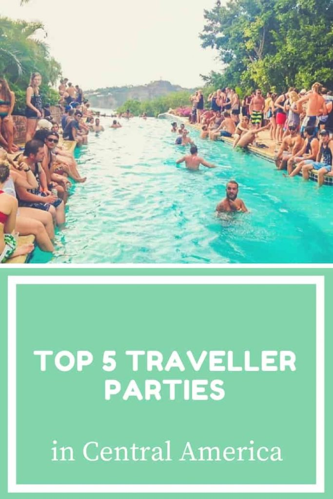 top 5 traveller parties in central america