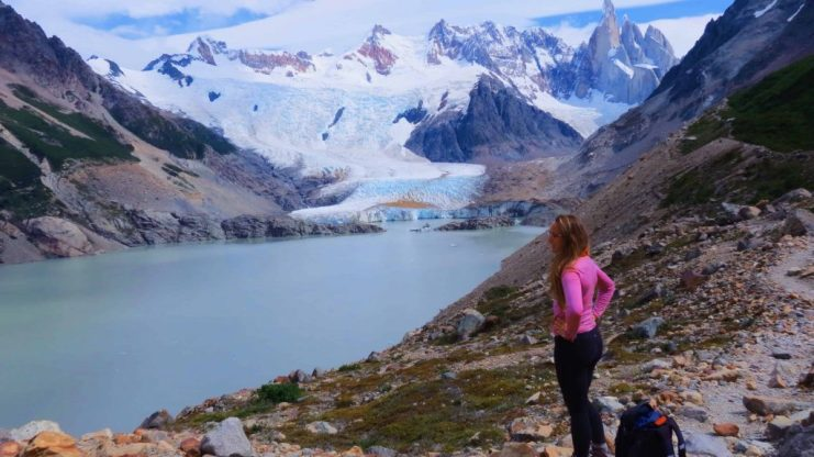 grande glacier el chalten argentina