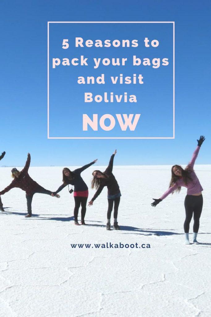 why you should visit bolivia as a travel destination
