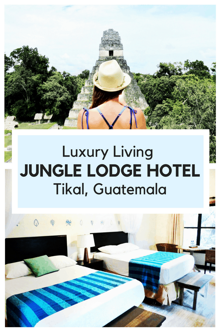 Jungle Lodge Hotel pinterest pin