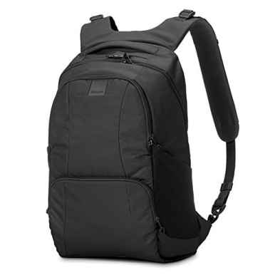 pac safe 25l anti theft backpack