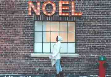 Toronto Christmas Market Noel Sign