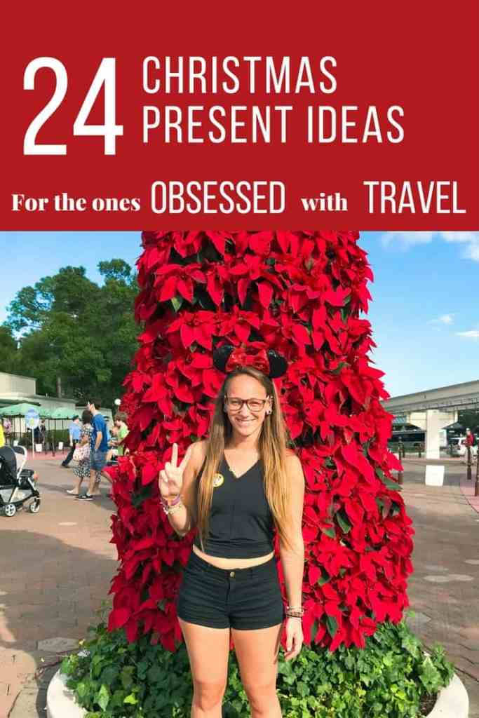 24 christmas present idea for traveler