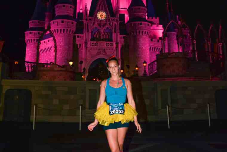 run disney princess half marathon castle
