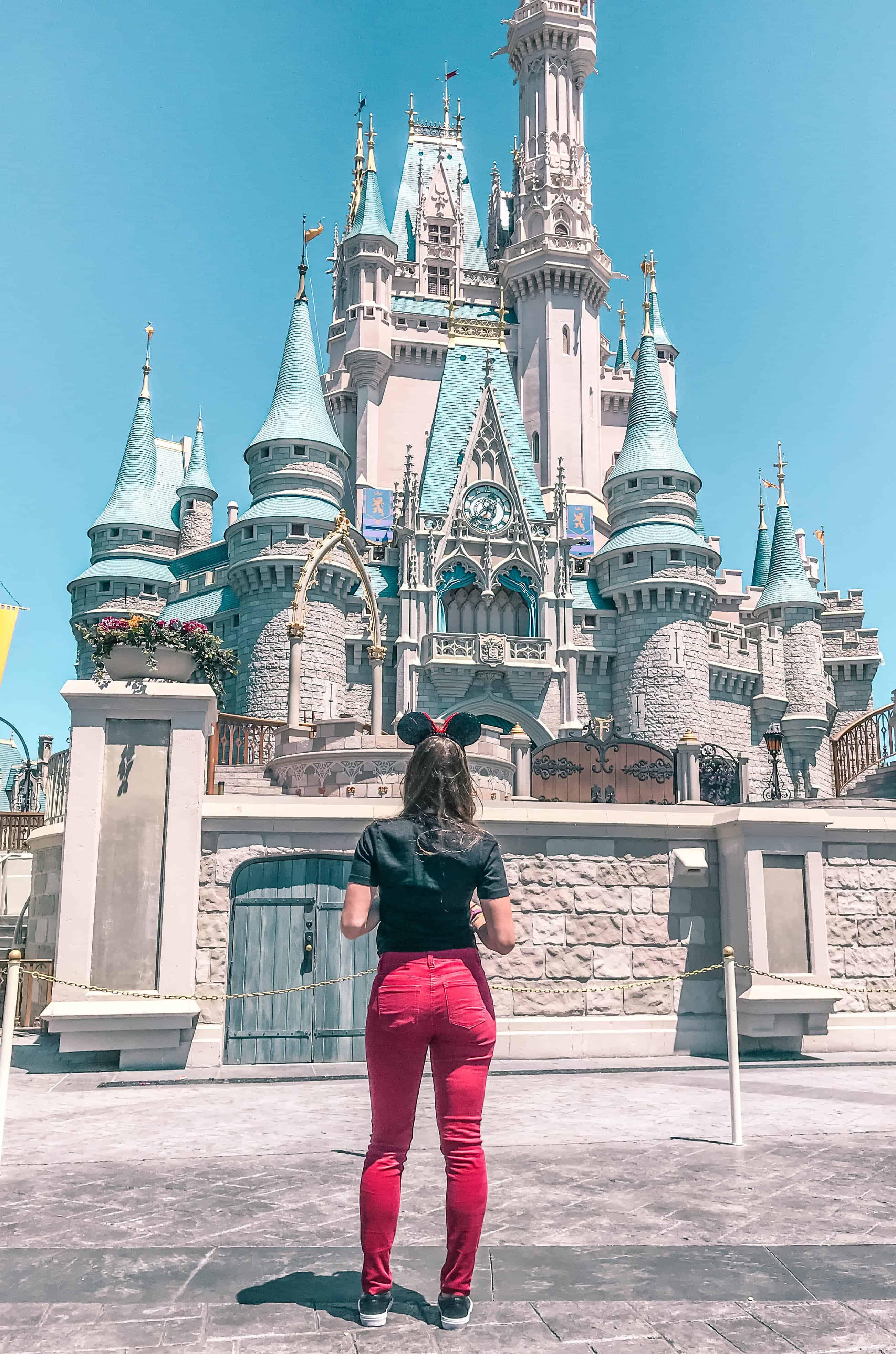 12 Ways To Maximize Time At Magic Kingdom Walkaboot Travel