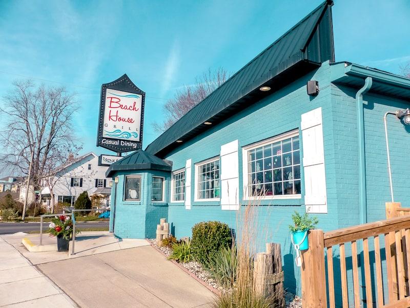 the beach house cafe in kingsville ontario breakfast restaurants