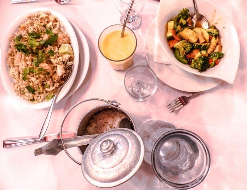 Thai food in St. Thomas Ontario