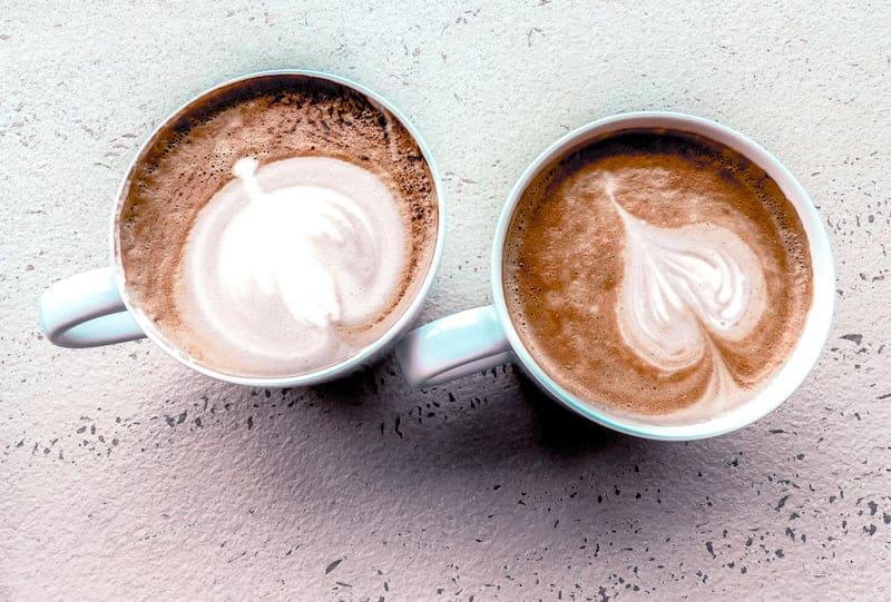 Latte's at Streamliners Espresso