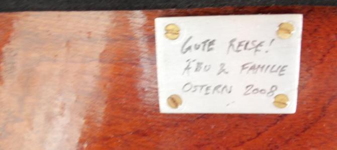 Vitoria bis Puerto Belgrano 04.02.2012 bis 10.04.2012  1869 Seemeilen und ein Besuch in Kolumbien