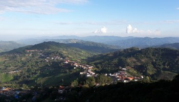 Mountains of Chiang Rai