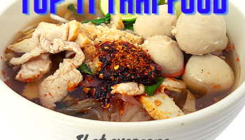 Top 11 Thai Food