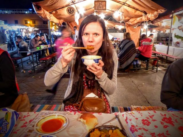 How to Survive Marrakesh by Walkabout Wanderer