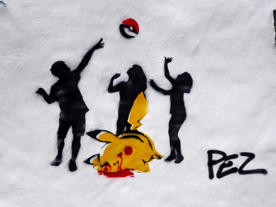 Pokemon Go, Please Go!