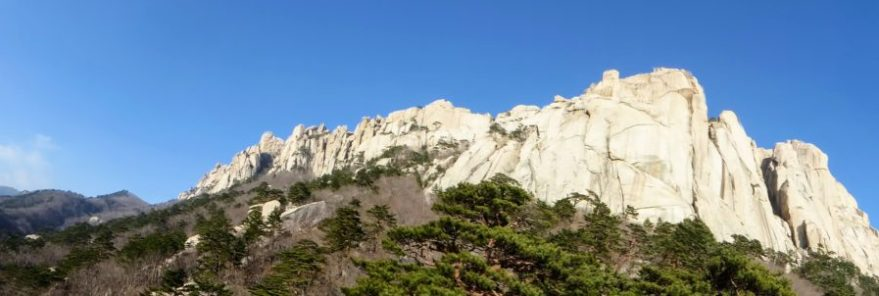 Ulsanbawi Rock