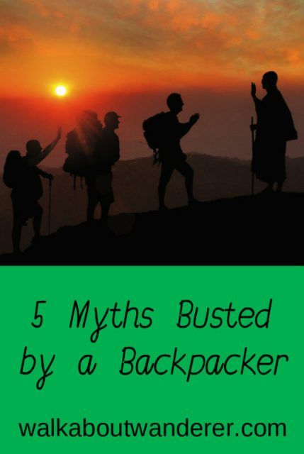 5 myths busted by backpackers was written by Karlis Kikuts from Independent Wolf blog for Walkabout Wanderer Keywords: Backpacking, Travel, Traveller, backpack, world.