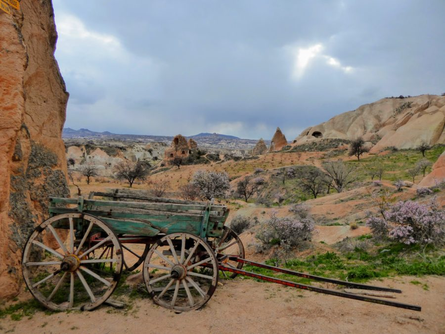 Hiking the Red and Rose Valley in Cappadocia