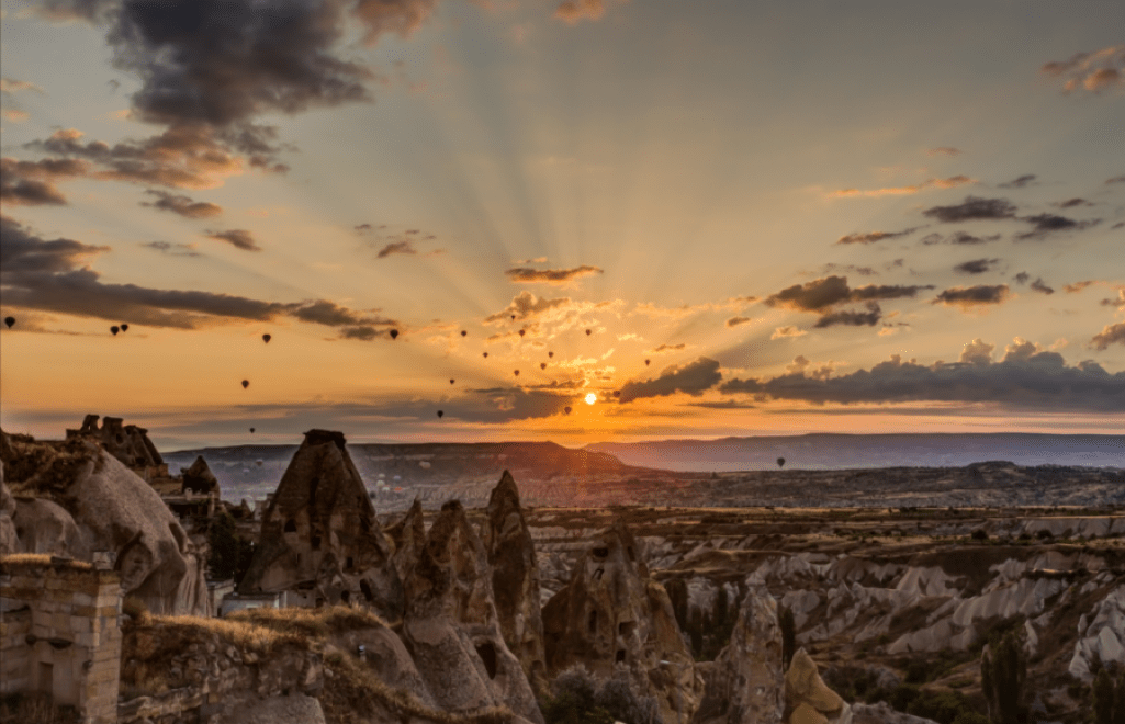What to do Cappadocia Turkey