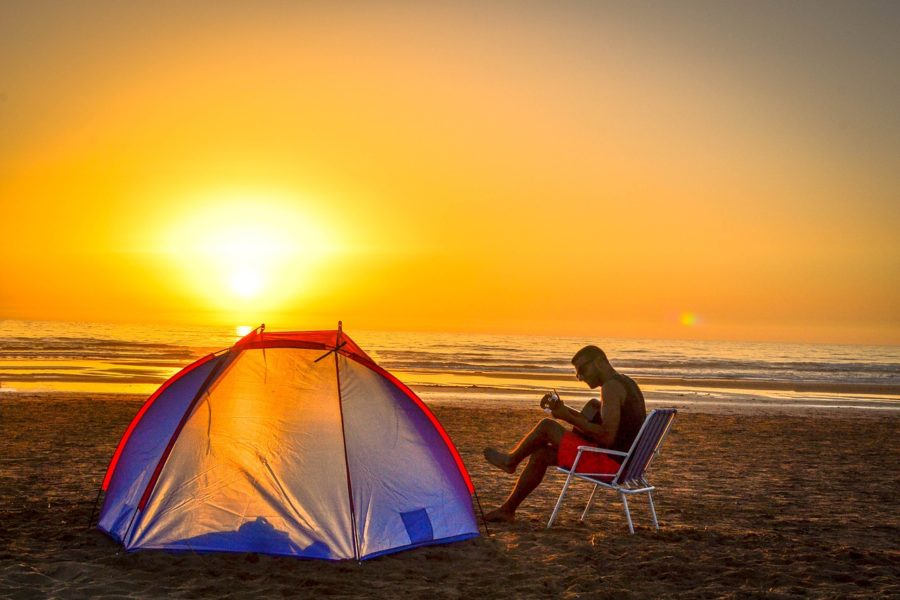 Five Health Benefits of Camping Holidays