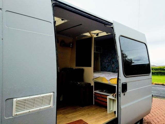Self drive trips Life on the road RV camper renting cars abroad travelling by road