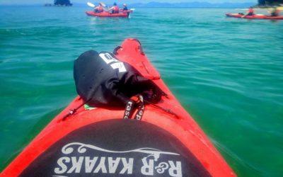 R&R Kayaks: Exploring the open sea in a Kayak Abel Tasman