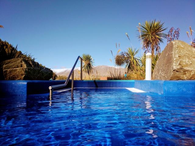 Tekapo hot Springs New Zealand South Isnd 2