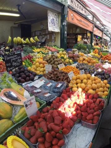 Market in Vienna