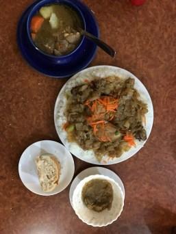 Senegalese Food, Madrid