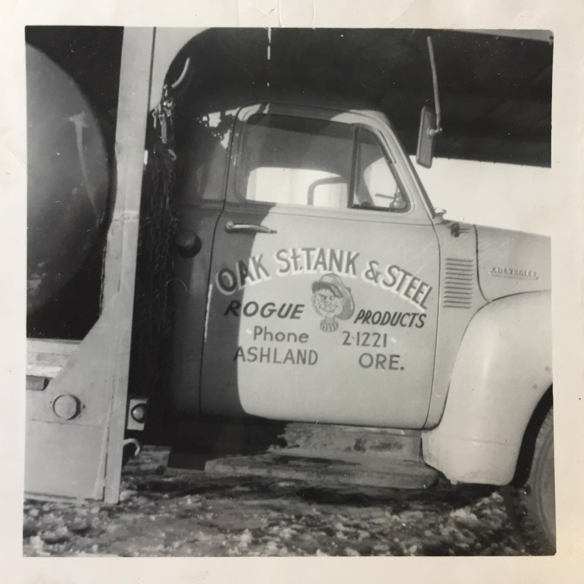 Ashland, Oak Street Tank