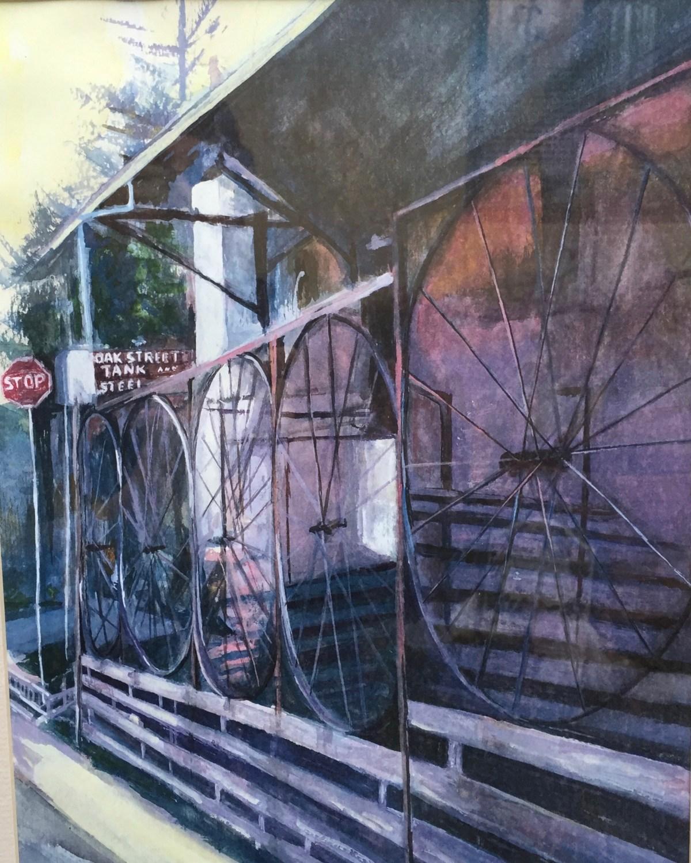 A Street (Part 1): The History of  OAK STREET TANK & STEEL