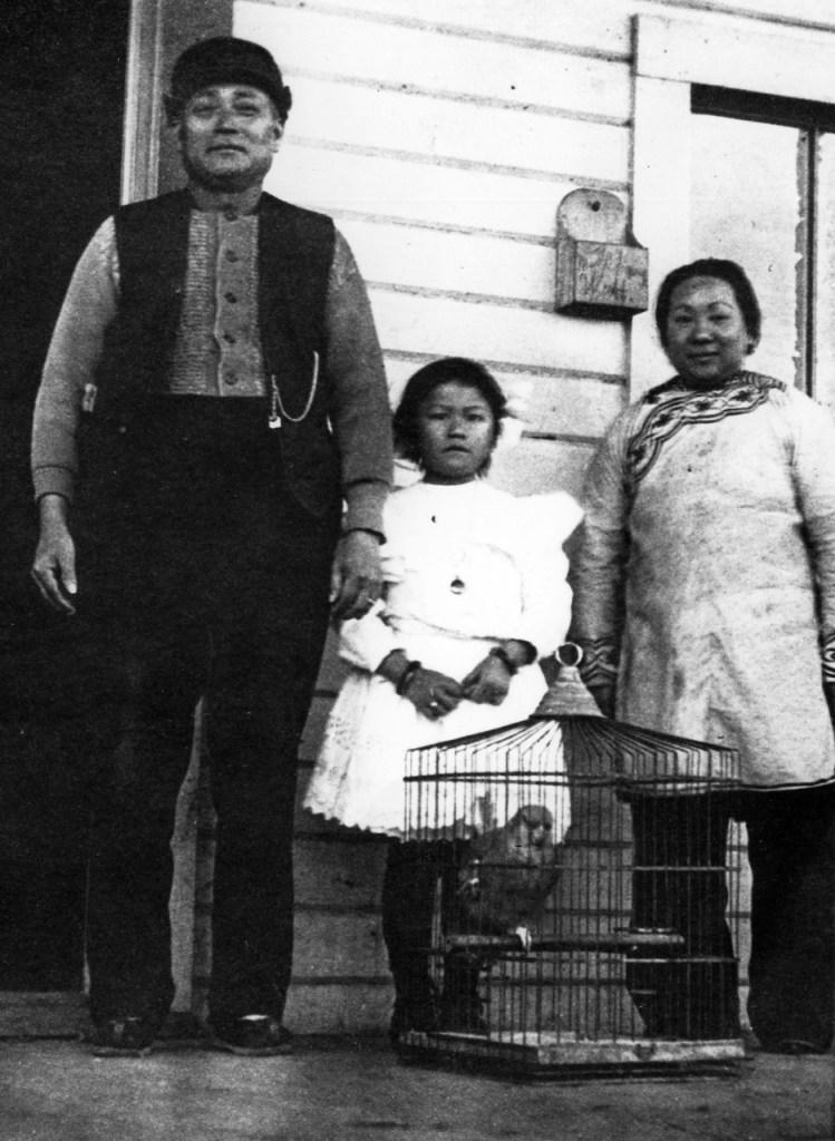 Wah Chung family, Ashland Chinese, Ashland