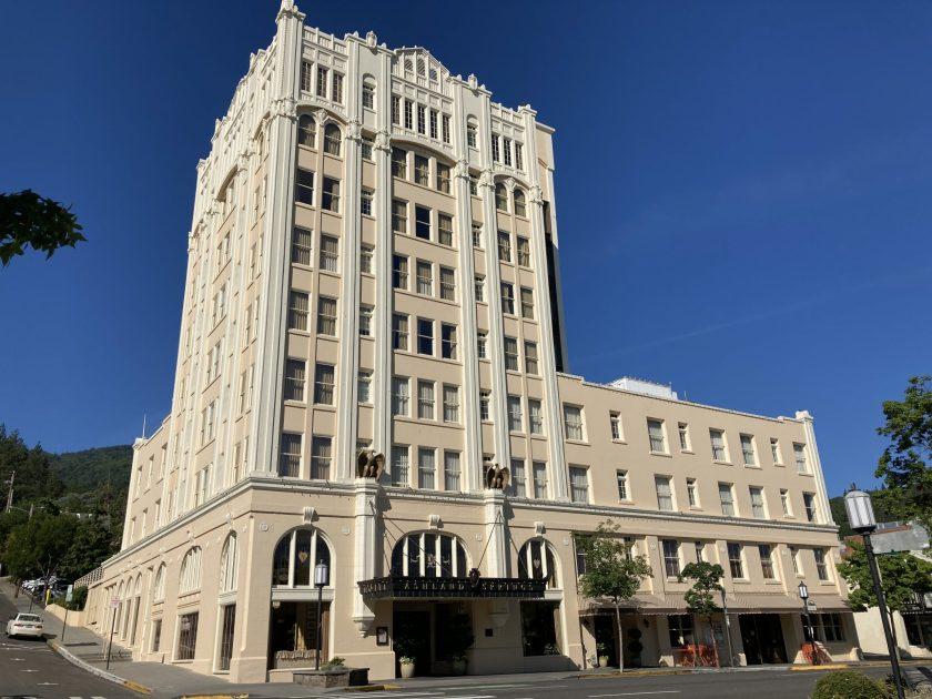 Ashland Springs Hotel in 2020