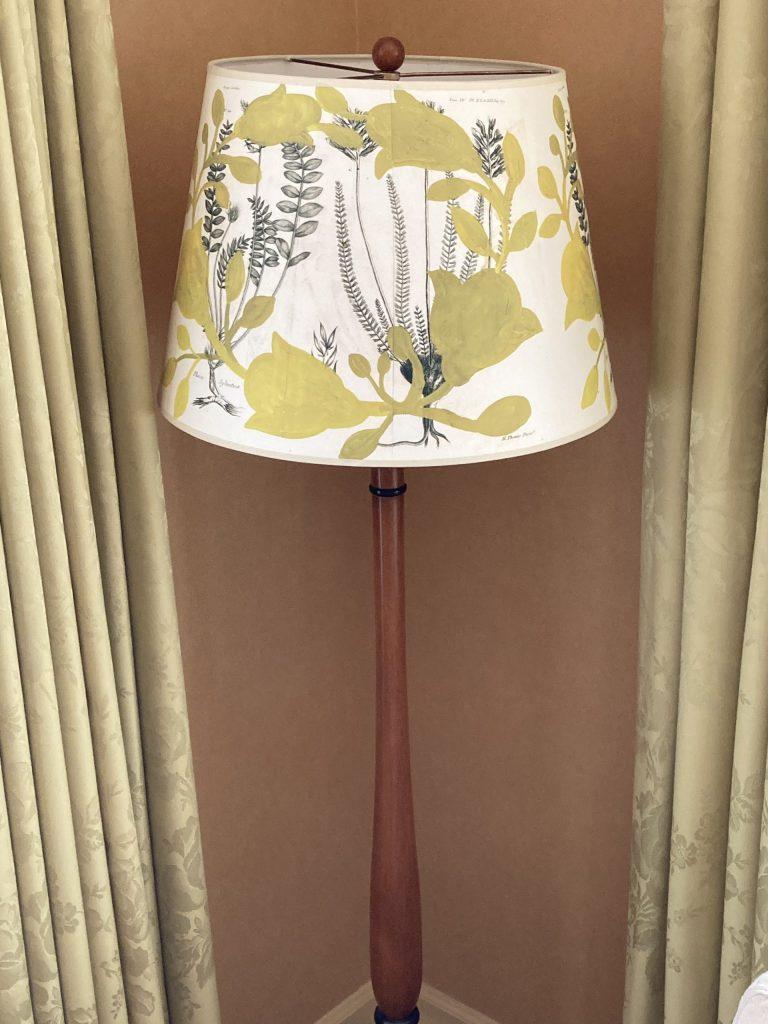 Ashland Springs Hotel lamp