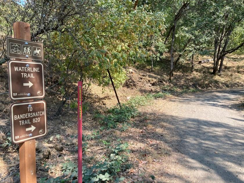 Ashland trails