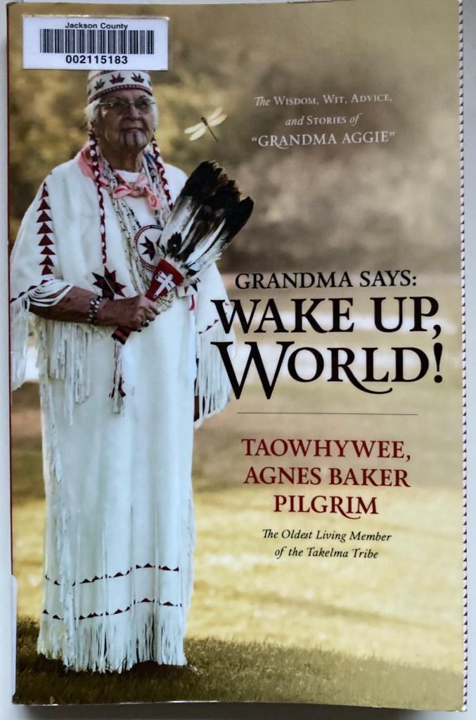 Grandma Aggie's book