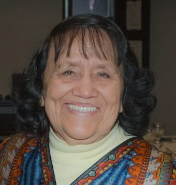 Señora Chela Tapp-Kocks