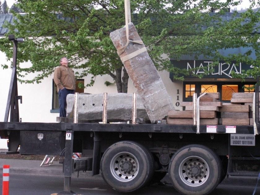 Nourishing Our Community, public art in Ashland, Oregon