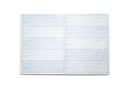 Analogbook Notebook - Darkroom Processing