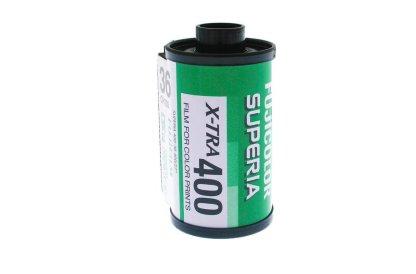 Superia X-Tra 400 35mm