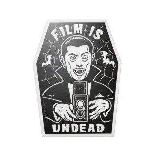 Film Is Undead - Sticker