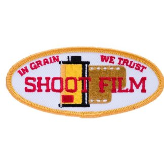 In Grain We Trust - Embroidered Patch