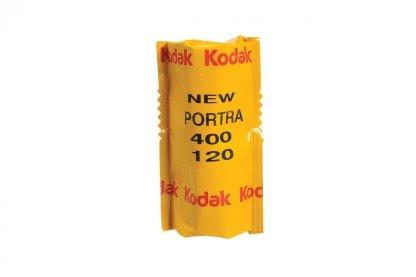 Portra 400 120 Film